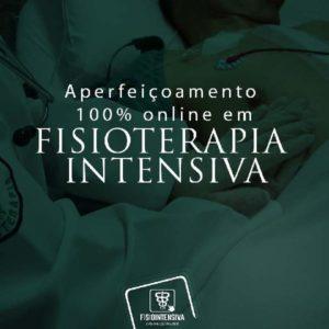 Aperfeiçoamento 100% Online em Fisioterapia Intensiva